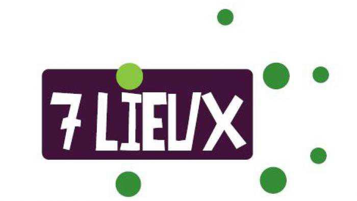 Logo 7 Lieux