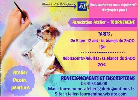 les mercredis de 16h à 18h et les Samedi de 9h30 à 11h30 Valérie Tournemine vous propose des activités ludiques, […]