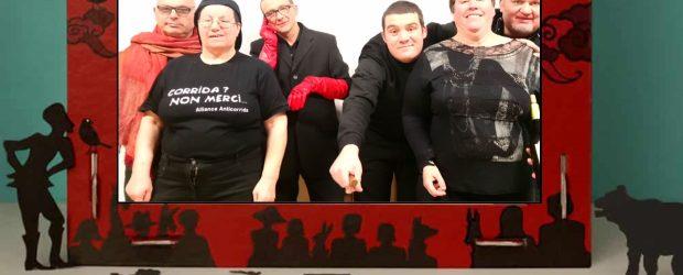 La compagnie Les 6 frétillants est heureuse de vous présenter son méli-mélo de sketchs : le père noël râleur, les […]