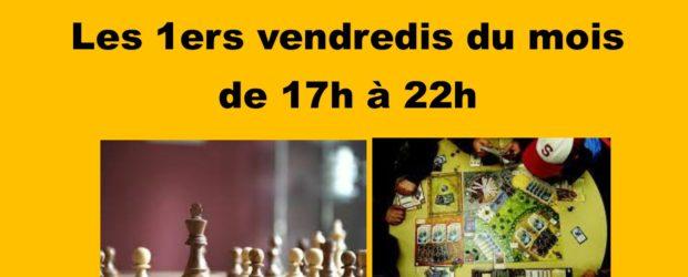 Tous les 1ers vendredis du mois, le Centre Social et Culturel Les 7 Lieux ouvre ses portes aux joueurs du […]